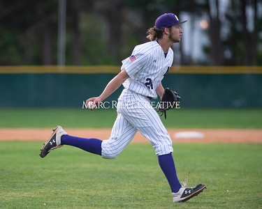 Broughton varsity baseball vs Cardinal Gibbons. April 11, 2019. D4S_6650