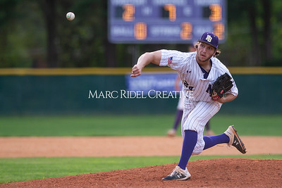 Broughton varsity baseball vs Cardinal Gibbons. April 11, 2019. D4S_6648