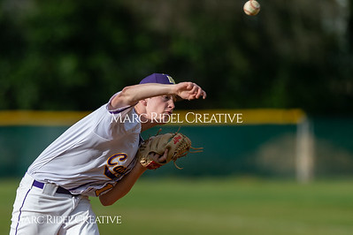 Broughton JV baseball vs Enloe. March 13, 2019. D4S_6852