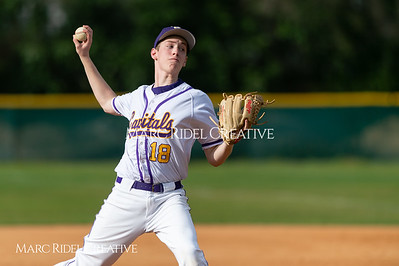 Broughton JV baseball vs Enloe. March 13, 2019. D4S_6843