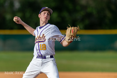 Broughton JV baseball vs Enloe. March 13, 2019. D4S_6850