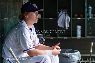 Broughton JV baseball vs Enloe. March 13, 2019. MRC_4204