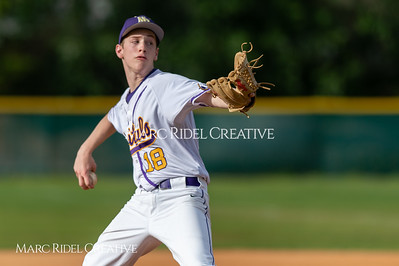 Broughton JV baseball vs Enloe. March 13, 2019. D4S_6849