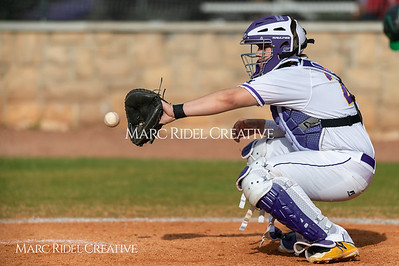 Broughton JV baseball vs Enloe. March 13, 2019. D4S_6857
