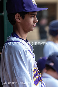 Broughton JV baseball vs Enloe. March 13, 2019. MRC_4205