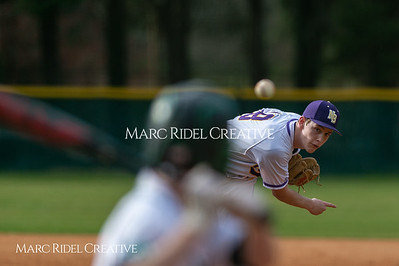Broughton JV baseball vs Enloe. March 13, 2019. D4S_6872
