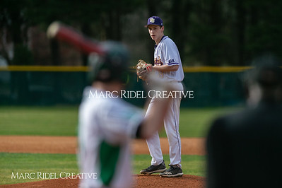 Broughton JV baseball vs Enloe. March 13, 2019. D4S_6870