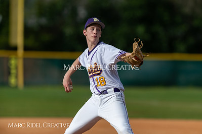 Broughton JV baseball vs Enloe. March 13, 2019. D4S_6861