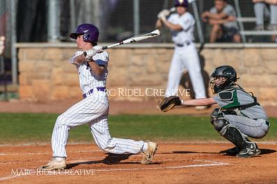 Broughton varsity baseball vs Enloe. March 28, 2019. D4S_7131