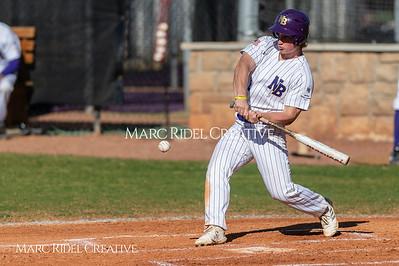 Broughton varsity baseball vs Enloe. March 28, 2019. D4S_7063