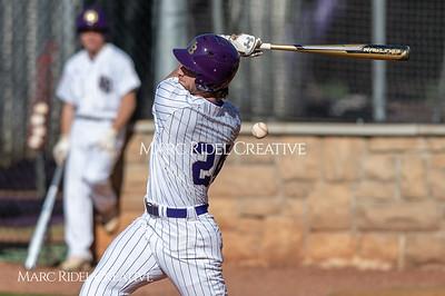 Broughton varsity baseball vs Enloe. March 28, 2019. D4S_7125