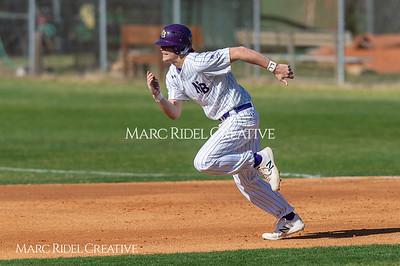 Broughton varsity baseball vs Enloe. March 28, 2019. D4S_7042