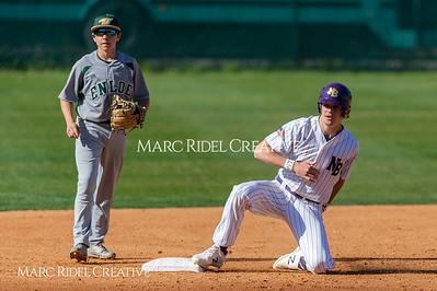 Broughton varsity baseball vs Enloe. March 28, 2019. D4S_7047