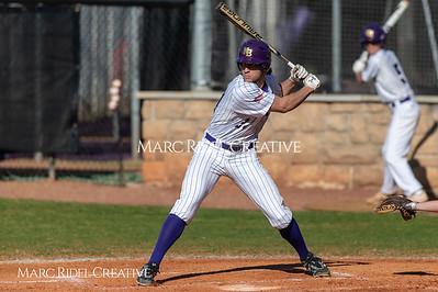 Broughton varsity baseball vs Enloe. March 28, 2019. D4S_7107