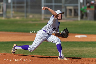 Broughton varsity baseball vs Enloe. March 28, 2019. D4S_7093