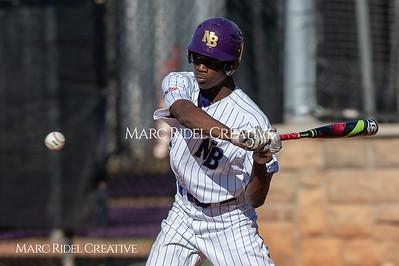 Broughton varsity baseball vs Enloe. March 28, 2019. D4S_7052