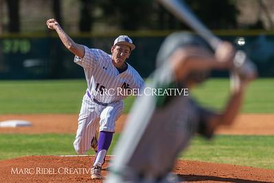 Broughton varsity baseball vs Enloe. March 28, 2019. D4S_7021