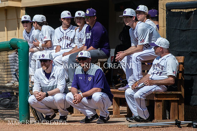 Broughton varsity baseball vs Heritage. March 29, 2019. D4S_7990