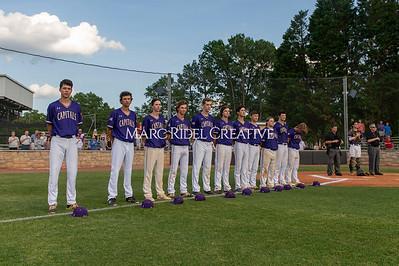 Broughton varsity baseball vs Jack Britt. NCHSAA 4A playoffs - Round 1. May, 6, 2019. D4S_1437