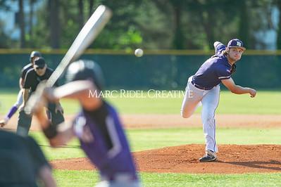 Broughton varsity baseball vs Jack Britt. NCHSAA 4A playoffs - Round 1. May, 6, 2019. D4S_1468