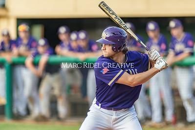 Broughton varsity baseball vs Jack Britt. NCHSAA 4A playoffs - Round 1. May, 6, 2019. D4S_1519