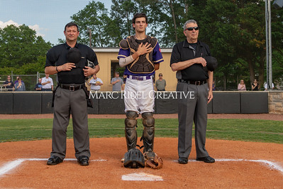 Broughton varsity baseball vs Jack Britt. NCHSAA 4A playoffs - Round 1. May, 6, 2019. D4S_1444