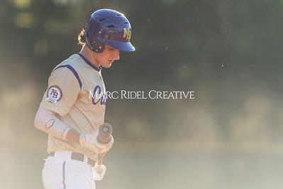 Broughton varsity baseball vs Leesville. April 10, 2019. D4S_6061