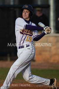 Broughton JV baseball v Middle Creek. March 7, 2019. D4S_4514