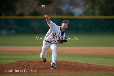 Broughton JV baseball v Middle Creek. March 7, 2019. D4S_4553