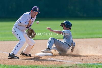 Broughton JV baseball vs Millbrook. April 30, 2019. D4S_6246