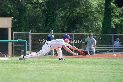 Broughton JV baseball vs Millbrook. April 30, 2019. 750_1860
