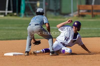 Broughton varsity baseball vs Millbrook. Senior Night. May, 2, 2019. D4S_8884