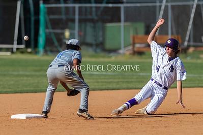 Broughton varsity baseball vs Millbrook. Senior Night. May, 2, 2019. D4S_8882