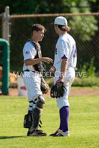 Broughton varsity baseball vs Millbrook. Senior Night. May, 2, 2019. D4S_8787