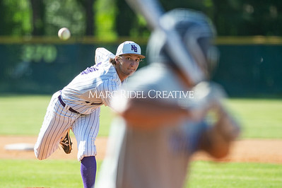 Broughton varsity baseball vs Millbrook. Senior Night. May, 2, 2019. D4S_8942