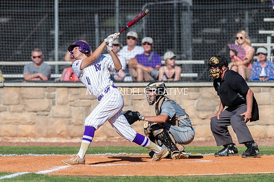 Broughton varsity baseball vs Millbrook. Senior Night. May, 2, 2019. D4S_8854
