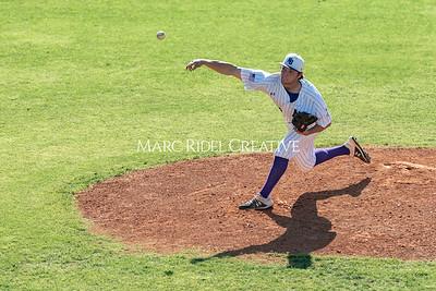 Broughton varsity baseball vs Millbrook. Senior Night. May, 2, 2019. D4S_8796