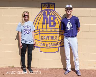 Broughton varsity baseball vs Sanderson. April 24, 2019. 750_0212