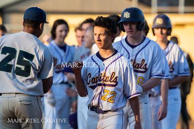 Broughton JV baseball vs Southeast Raleigh. March 18, 2019. D4S_0869