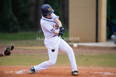Broughton JV baseball vs Southeast Raleigh. March 18, 2019. D4S_0358