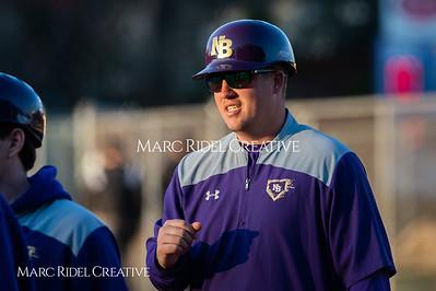 Broughton JV baseball vs Southeast Raleigh. March 18, 2019. D4S_0894