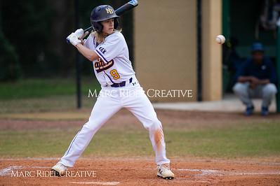 Broughton JV baseball vs Southeast Raleigh. March 18, 2019. D4S_0364