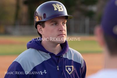 Broughton JV baseball vs Southeast Raleigh. March 18, 2019. MRC_4465