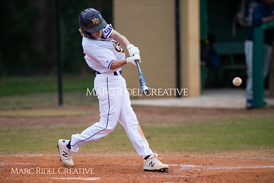 Broughton JV baseball vs Southeast Raleigh. March 18, 2019. D4S_0370