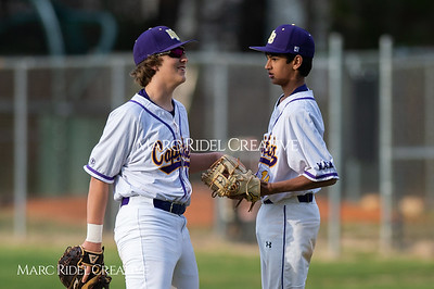 Broughton JV baseball vs Southeast Raleigh. March 18, 2019. D4S_0623