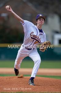 Broughton JV baseball vs Southeast Raleigh. March 18, 2019. D4S_0314