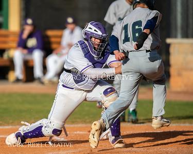 Broughton JV baseball vs Southeast Raleigh. March 18, 2019. D4S_0639