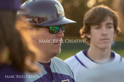 Broughton JV baseball vs Southeast Raleigh. March 18, 2019. MRC_4461