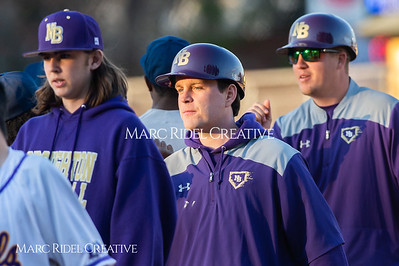Broughton JV baseball vs Southeast Raleigh. March 18, 2019. D4S_0892