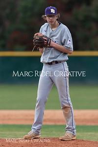 Broughton varsity baseball vs Southeast Raleigh. March 22, 2019. D4S_2007